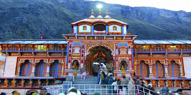 badrinath temple tour packages