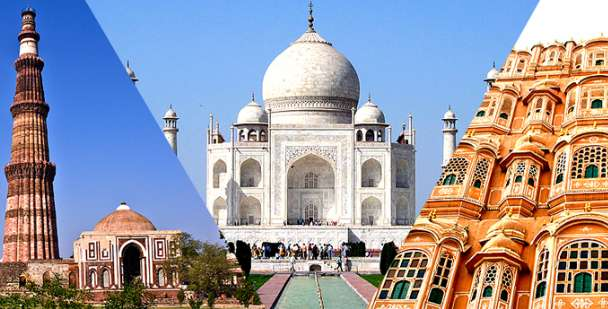 Golden Triangle Tour Package - 4 Nights-5 Days