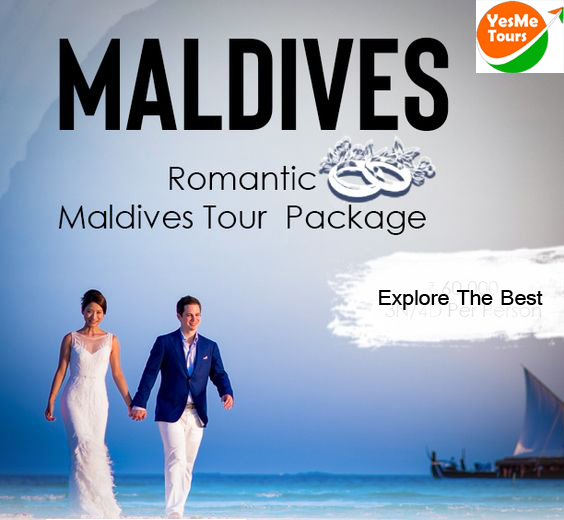 Cheapest Maldives Honeymoon Tour Packages
