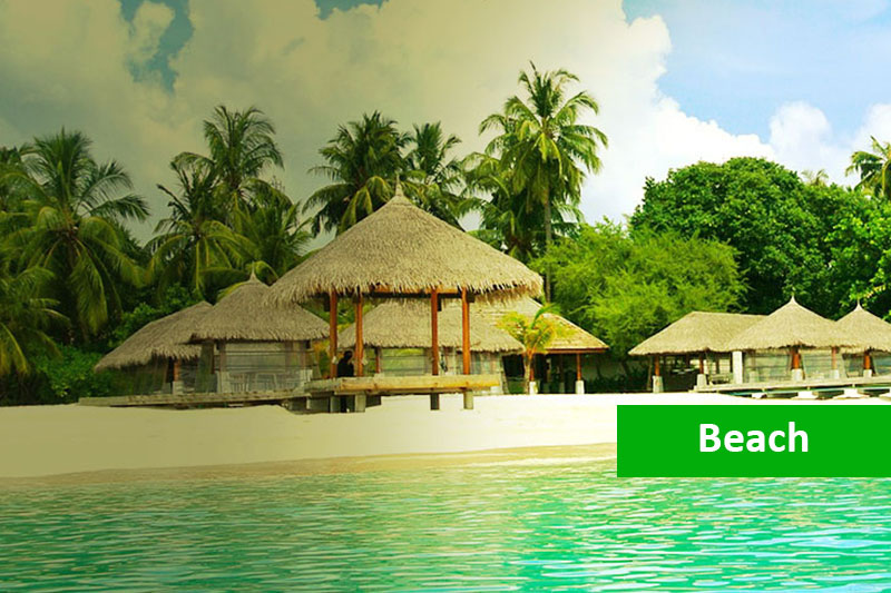 Maldives Honeymoon Tour Packages From Chennai
